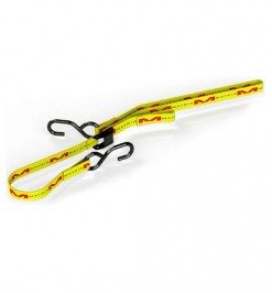 "Matrix M1 1.0"""" Premium Tie-Down Set - Yellow"