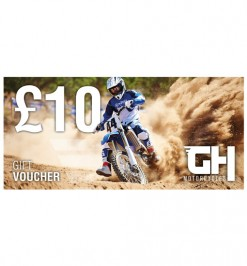 GH Motorcycles £10 off Voucher