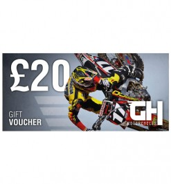 GH Motorcycles £20 off Voucher