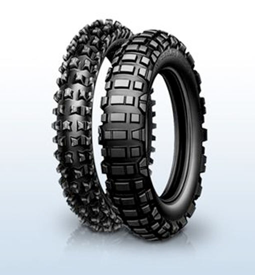 Rally – Michelin Desert – Rear Tyre – 140/80-18 – 057288
