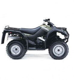 Ozark 250 Quad Bike - Green