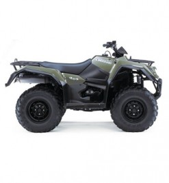Suzuki King Quad 400 Manual - Green