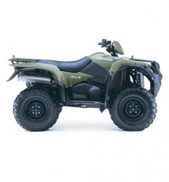 Suzuki King Quad 500 – Green