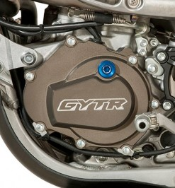 GYTR® Yamaha Billet Ignition Cover YZ450F 2014-2017