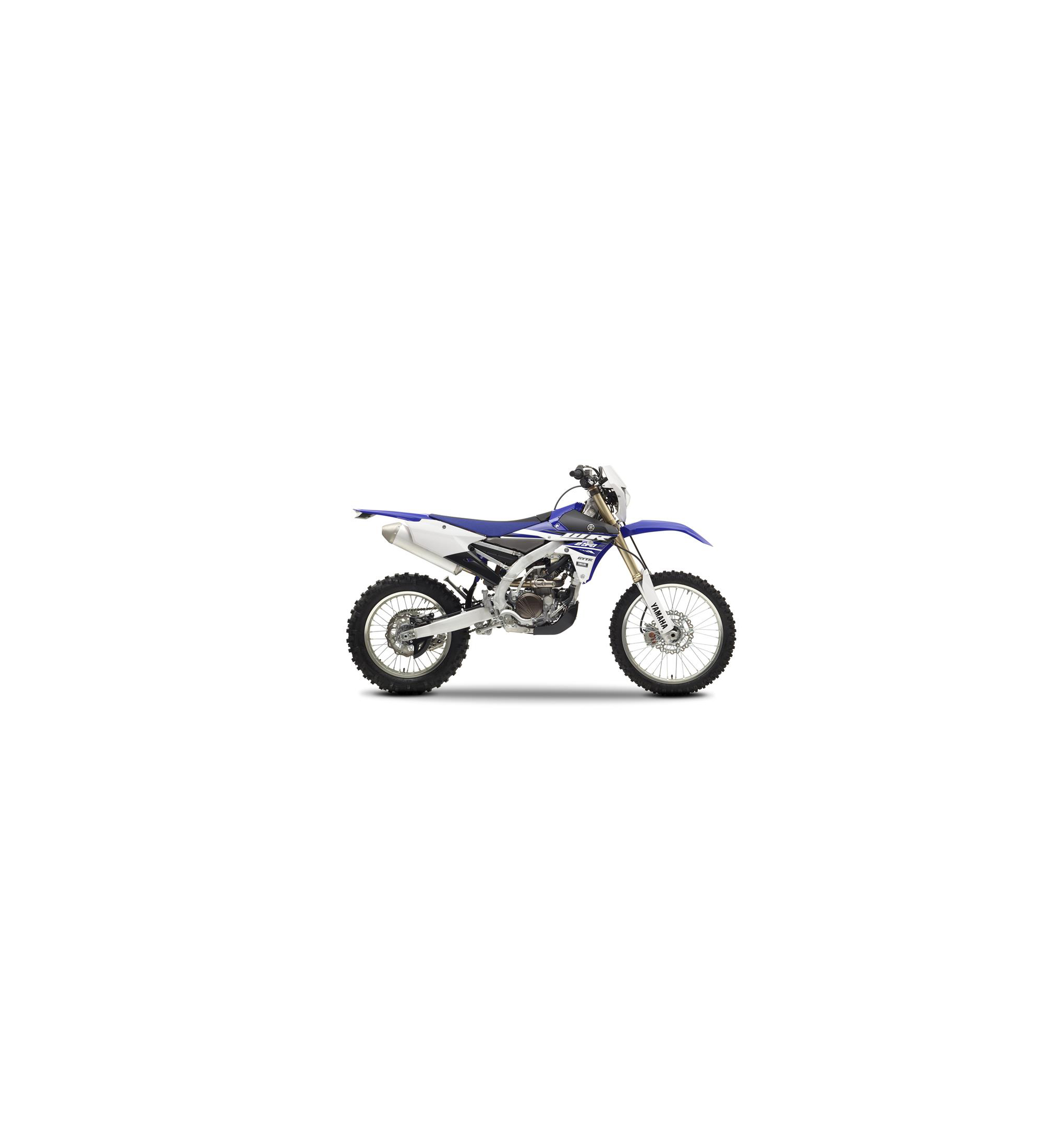 2016 wr250f maintenance schedule