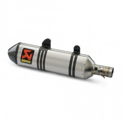 Husqvarna Enduro Factory Slip On Silencer