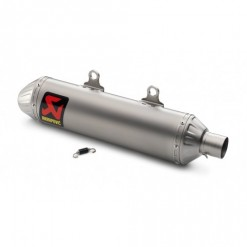 Husqvarna Akrapovic Enduro Factory Slip On Silencer