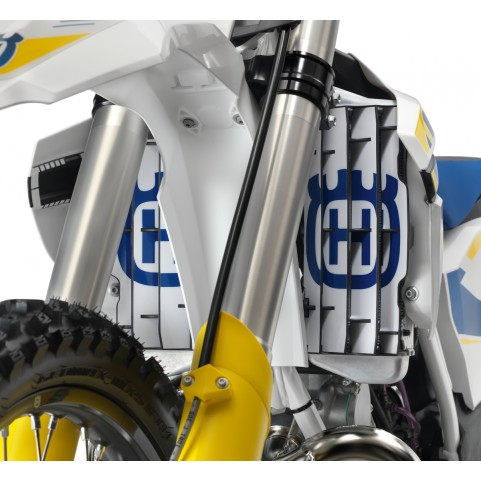 Husqvarna Radiator Stickers