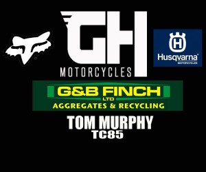 GH Motorcycles G&B Finch Team