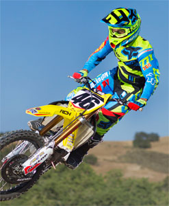 2016 Fox Motocross Gear