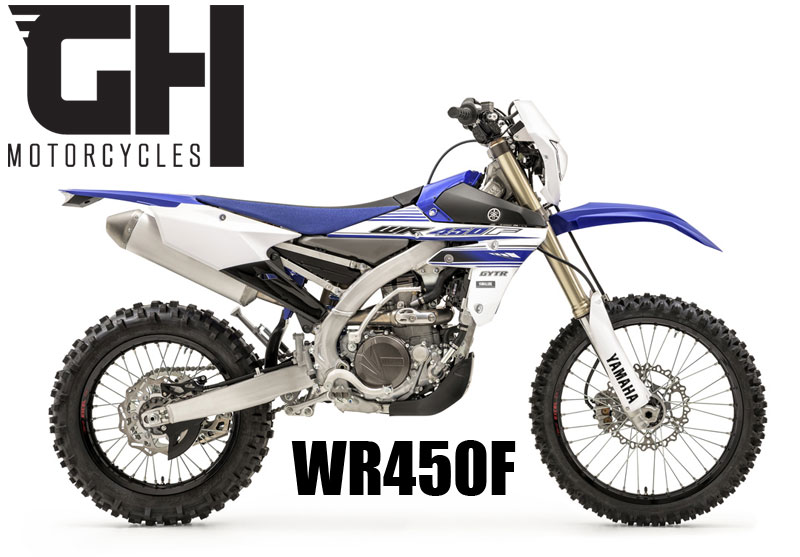New 2016 Wr450 Gh Motorcycles
