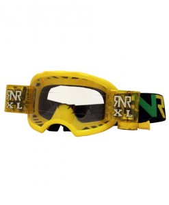 Rip n Roll Colossus Mx Goggles Yellow