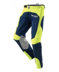 Railed Pants Blue