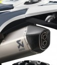 Husqvarna Akrapovic Slip on Silencer for 701