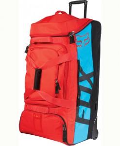 2016 Fox Shuttle Motocross Roller Gear Bag Red