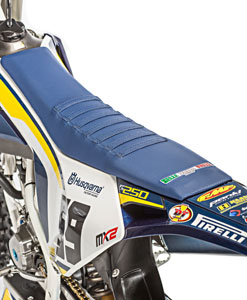 Husqvarna Seats & Covers