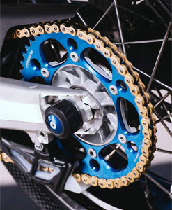 Husqvarna Sprockets & Guides
