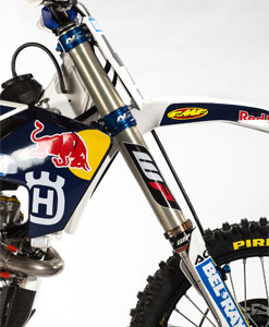 Husqvarna Suspension Parts
