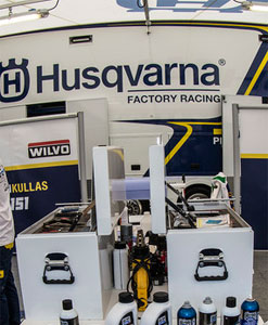 Husqvarna Tools & Covers