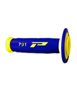 Progrip 791 Yellow/Blue Grips