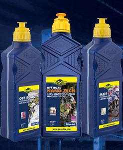 Putoline Motocross Oils