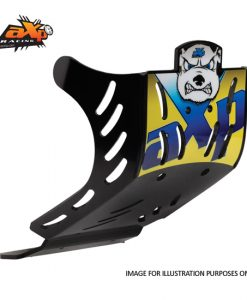 AXP GP Skid Plate Inc Wings Suzuki RMZ250 10-15