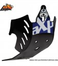 AXP GP Skid Plate Inc Wings Yamaha YZ125 05-15