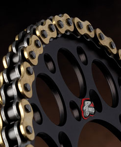 Motocross Chains & Sprockets