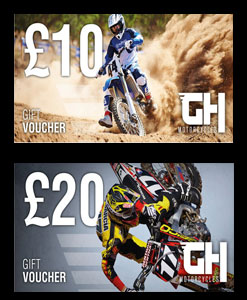 GH Motorcycles Gift Vouchers
