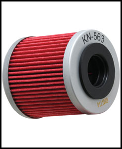 Oil Filters, Air Filters & Covers