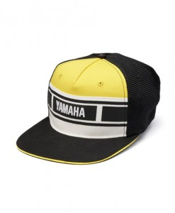 60th Anniversary Yamaha Trucker Cap