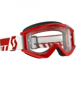 Scott Recoil XI Goggle Red