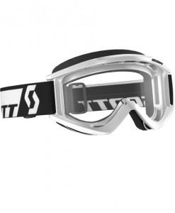 Scott Recoil XI Goggle White