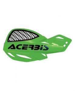 Acerbis Uniko Vented Hand Guards Green Black