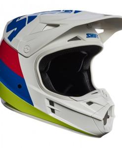 2017 Shift Whit3 Label Tarmac Helmet White