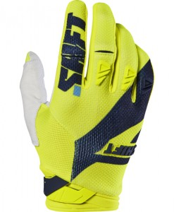 2017 Shift 3lack Label Pro Mainline Glove Yellow