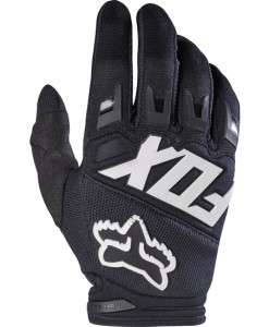 2017 Fox Dirtpaw Race Glove Black