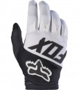 2017 Fox Dirtpaw Race Glove Black White