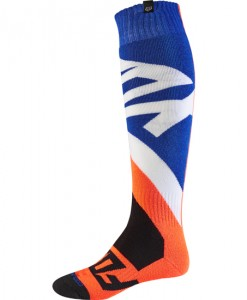 2017 Fox Creo Coolmax Thick Sock Orange