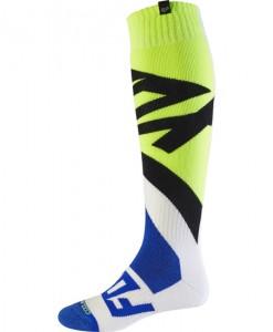 2017 Fox Creo Coolmax Thick Sock Yellow White