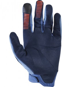 2017 Fox Pawtector Glove Blue