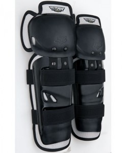 2017 Fox Titan Knee Shin Guards