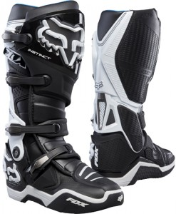 2017 Fox Instinct Boot Black