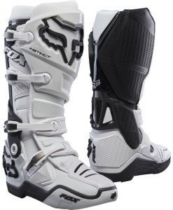 2017 Fox Instinct Boot White