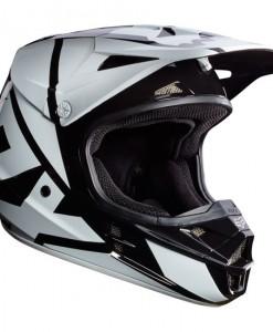 2017 Fox V1 Race Helmet Black