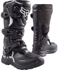 2017 Fox Comp 3Y Boots Black