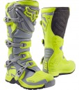 2017 Fox Comp 5Y Boot Yellow Grey