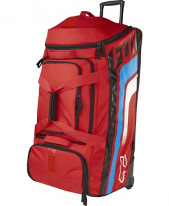 2017 Fox Shuttle Seca Roller Gear Bag Red