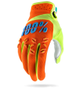2017 100% Youth Airmatic Gloves Orange