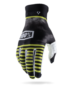 2017 100% Cilium Gloves Dusted Lime